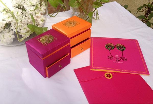 wedding card design and printing chennai